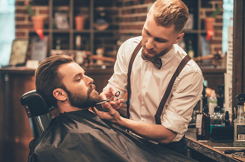 Hairtech 2000 Beard Shaping Services